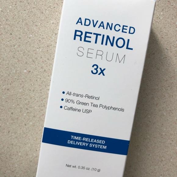 serum Other - RETINOL Anti-Wrinkle 3X Strength Face Serum
